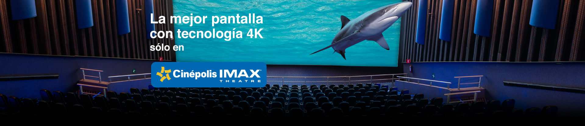 Cin polis imax for Sala 4d cinepolis