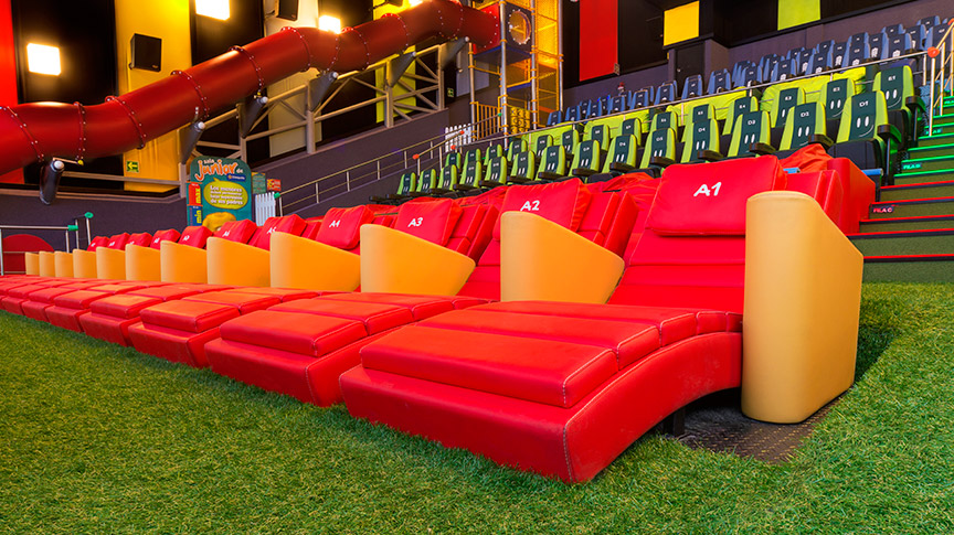 Sala junior de cin polis for Cartelera cinepolis cd jardin